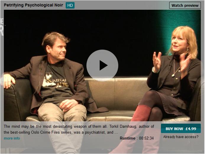 Petrifying Psychological Noir