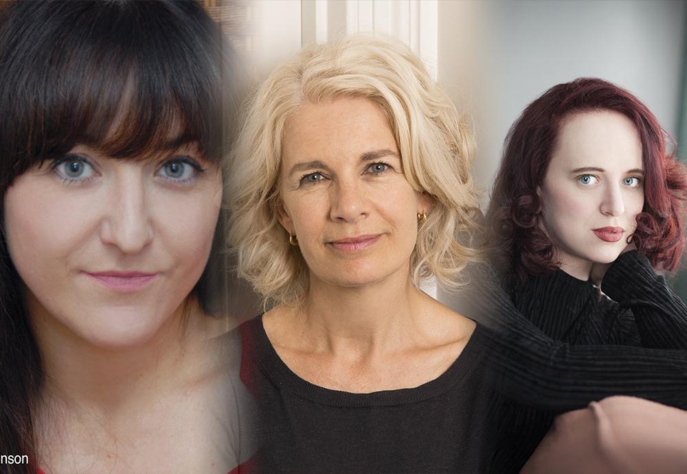 Granite Noir: Mucho Mistrust: Lisa Ballantyne, Renee Knight and Tara Isabella Burton