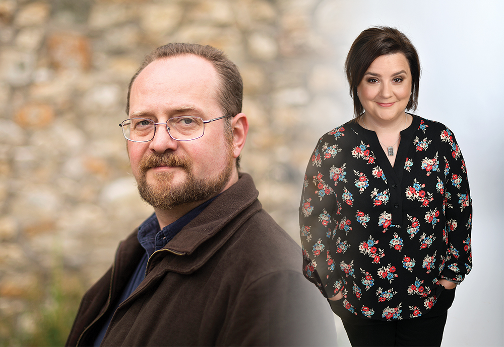 Aberdeen, Logan McRae, and Me: A Conversation with Stuart MacBride and Susan Calman