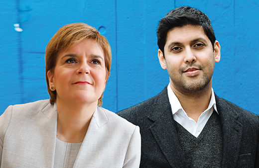 Exploring the Shared Heritage of Scotland and Bengal: Abir Mukherjee… in conversation with Nicola Sturgeon