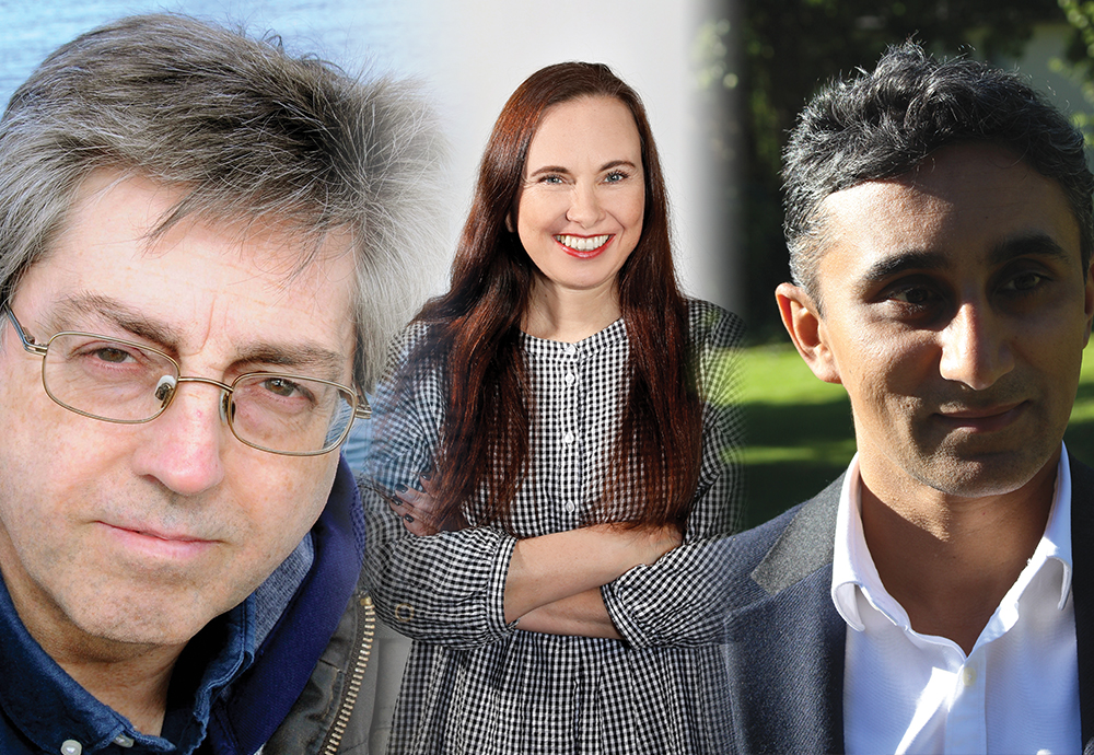 Finding Your Characters—and Their Milieu: Vaseem Khan, Douglas Skelton, and Yrsa Sigurdardóttir